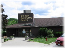 Birkdale community centre