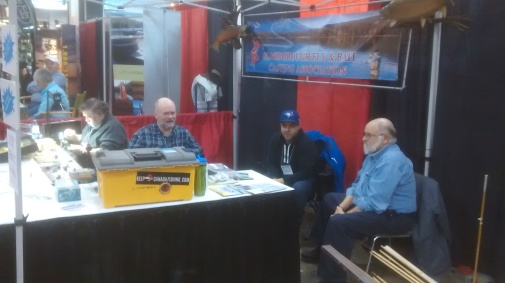 SFBCA at 2018 Toronto Sportsmen's Show