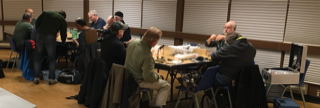 SFBCA fly tyers Feb 2020